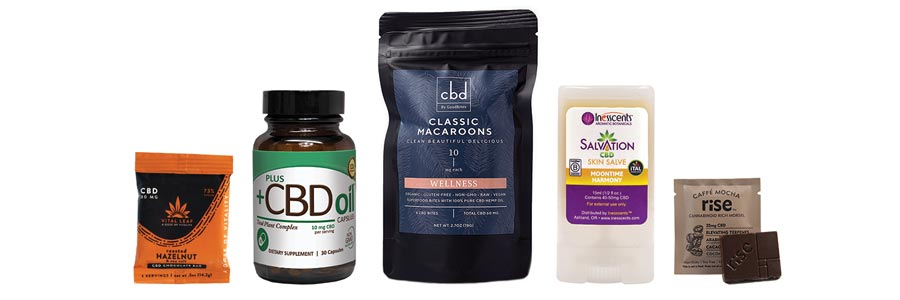 CBD Products at New Seasons
