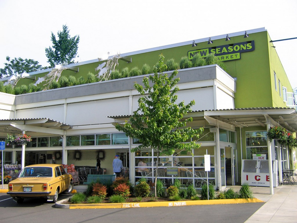 new seasons market store entrance
