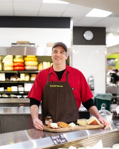 New Seasons Market grocery store cheesemongers are ready to help you pick from the finest local and international cheeses