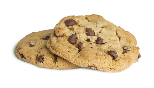 Image of Vegan Chocolate Chip Cookies