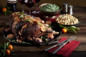 Holiday reservations at New Seasons Market include entrees like this Rib Roast