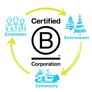 New Seasons Market is a certified Benefit Corporation (B Corp) with values including the environment, our employees, and our community.