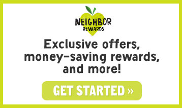 Exclusive offers, money-saving rewards, and more with New Seasons Market Neighbor Rewards
